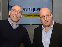 תמיר כהן ואייל לפידות / צילום: איל יצהר, גלובס