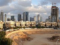 בנייה במרכז תל אביב / צילום: גיא ליברמן, גלובס