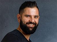 זאק שטרית, בעלים של חברת full power לבניית אתרים ושיווק דיגיטלי / צילום: תמונה פרטית