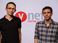דרור עמיר, העורך החדש וגידו רן, עורך המשנה / צילום: יעקב בן שלום