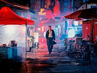 """פריים מתוך הסרט """"מסע ארוך אל תוך הלילה"""" / עיצוב: טלי בוגדנובסקי , גלובס"""