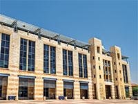 בניין עיריית ירושלים. העייריה שילמה כ־14 מיליון שקל פיצוי  / צילום: shutterstock, שאטרסטוק