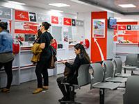 מחכים בתור בדואר ישראל / צילום: שלומי יוסף, גלובס