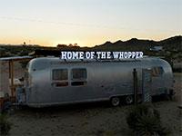 """השלט """"הבית של הוופר"""" מככב בקמפיין החדש של בורגר קינג / צילום: בורגר קינג, יח""""צ"""