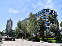 הבניין רחוב שדרות הנשיא 99 חיפה / צילום: פאול אורלייב