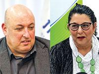 פרופ' סדצקי ופרופ' גרוטו / צילום: וואלה חדשות, שלומי יוסף