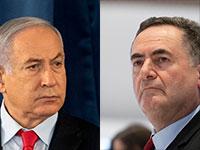 """ישראל כ""""ץ ובנימין נתניהו / צילום: אוהד צויגנברג ידיעות אחרונות, Associated Press"""