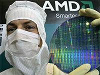 טכנאי במפעל השבבים של AMD בגרמניה   / צילום: Fabrizio Bensch, רויטרס