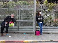 ממתינים / צילום: כדיה לוי, גלובס