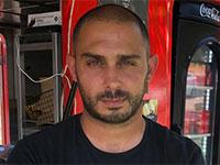 אסף אטיאס, בעלים משותף של דוכן המבורגרים בירושלים     / צילום: תמונה פרטית