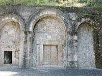 בית שערים. עיר קברים תת־קרקעית / צילום: יותם יעקבסון