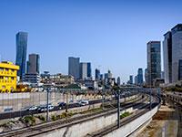 משרדים  בתל אביב / צילום: shutterstock, שאטרסטוק