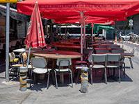 מסעדה ריקה / צילום: כדיה לוי, גלובס