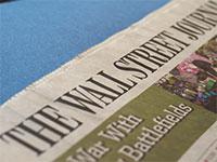 """עיתון """"וול סטריט ג'ורנל""""  / צילום: shutterstock, שאטרסטוק"""