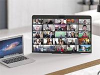 ממשיכה להתמקד בעסקים: זום משיקה את Zoom for Home לשיפור שיחות הוועידה מהבית  / צילום: חברת זום