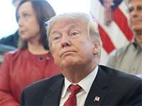 """נשיא ארה""""ב דונלד טראמפ / צילום: ONATHAN ERNST, רויטרס"""