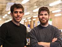 מייסדי Yotpo , מימין לשמאל: תומר תגרין ועומרי כהן / צילום: מור שני