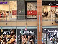 חנויות בקניון שבעת הכוכבים בהרצליה / צילום: כדיה לוי, גלובס