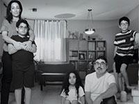 משפחת הריס / צילום: איל יצהר, גלובס