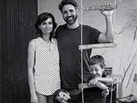 משפחת בן צבי / צילום: איל יצהר, גלובס