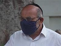 יונה אברושמי שרצח את המפגין בהפגנות שמול משרד ראש הממשלה ב-1983 / צילום: צילום מסך חדשות 12