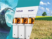 """מתקן רוח של אנרג'יקס, מכשיר מדידה של חברת נובה, רובוט לניקוי בריכה של מיטרוניקס. מיני-מהפכה בהרכב של מדד ת""""א 35  / צילום: יח""""צ"""