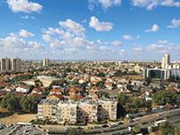 באר שבע. הכפלה של מספר הדירות שנרכשו בעיר / צילום: shutterstock, שאטרסטוק