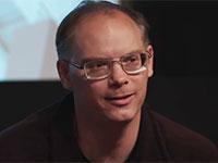 """טים סוויני, מנכ""""ל Epic Games / צילום: מתוך יוטיוב"""