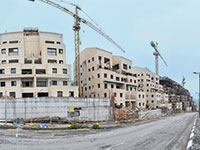 """פרויקט נדל""""ן למגורים. בחודש שעבר נלקחו משכנתאות בהיקף של 6.5 מיליארד שקל / צילום: רפי קוץ, גלובס"""