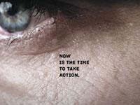 """תמונה מתוך הסרט """"הבחירה"""". פרוקטר אנד גמבל מציעה לבחור את דרך הפעולה על פני הישיבה בצד כמשקיף / צילום: צילום מסך"""