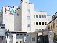 המכללה האקדמית הדסה בירושלים. האוניברסיטה העברית מכרה את זכויותיה בשטח למכללה תמורת 10.4 מיליון שקל / צילום: יוסי זמיר, גלובס