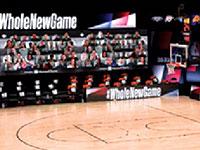 מתוך הקמפיין ל-NBA Bubble  / צילום: מתוך יוטיוב