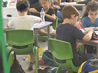 ילדים בבית הספר. שנת לימודים מורכבת עבור כולם / צילום: אופיר כץ