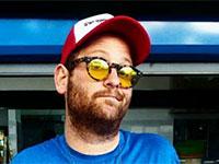 """בנצי ארבל, הבעלים של מסעדת """"מפגש האושר"""" בתל אביב / צילום: תמונה פרטית"""
