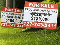 """נכסים למכירה בארה""""ב. הריביות הנמוכות מציעות אולטרה־תמריץ לרכישה  / צילום: Toby Talbot, Associated Press"""