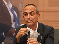 רוני גמזו, ועדת החוקה על מתווה הרמזור / צילום: שמוליק גרוסמן, דוברות הכנסת