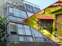 בית בשכונת עזרא בדרום תל אביב / צילום: איל יצהר, גלובס