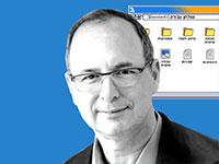 דן ענבר נשיא חטיבת האחסון הגלובלית של דל טכנולוגיות  / צילום: Dina K Photograph