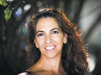 """הלית אוליאמפרל, מפיקת אירועים עסקיים, בעלת """"הפקה בקצב אחר"""" / צילום: שלומי יוסף, גלובס"""
