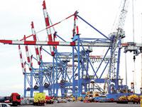 """נמל אשדוד. בארה""""ב עשויים לבקש לצמצם את הקשר לחברה הבנייה הסינית / צילום: איל יצהר, גלובס"""