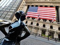 בורסת המניות של ניו יורק. מדד המניות הידוע ממשיך להתנהל בשיטות של פעם  / צילום: Anthony Behar, רויטרס
