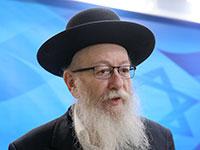 יעקב ליצמן / צילום: מארק ישראל סלם - ג'רוזלם פוסט
