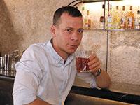 עמית סגל. צולם: במלון וילה בראון, הנביאים 54, ירושלים / צילום: יוסי זמיר