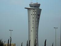 """מגדל הפיקוח בנתב""""ג. חלוקת הכנסות של מאות מיליוני שקלים בשנה   / צילום: שלומי יוסף, גלובס"""