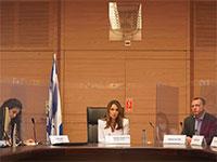 """ועדת הקרונה בראשות ח""""כ יפעת שאשא ביטון / צילום: שמוליק גרוסמן, דוברות הכנסת"""