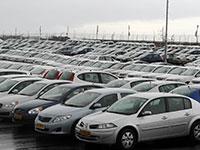 מגרש רכבים חדשים / צילום: תמר מצפי, גלובס