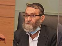 """יו""""ר ועדת הכספים, ח""""כ משה גפני / צילום: שמוליק גרוסמן, דוברות הכנסת"""