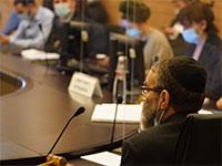 משה גפני בועדת הכספים, היום / צילום: שמוליק גרוסמן, דוברות הכנסת