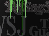 גליון קנאה ופרגון- ברקע סמלילי המגזינים רולינג סטון, אטלנטיק, הגרדיאן, GQ, הוול סטריט ג׳ורנל / צילום: גלובס