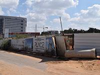 """""""פרי פלייס"""" ברחובות,היום. אחד מהפרויקטים להם הלוותה אקספו מיליוני שקלים / צילום: בר אל, גלובס"""
